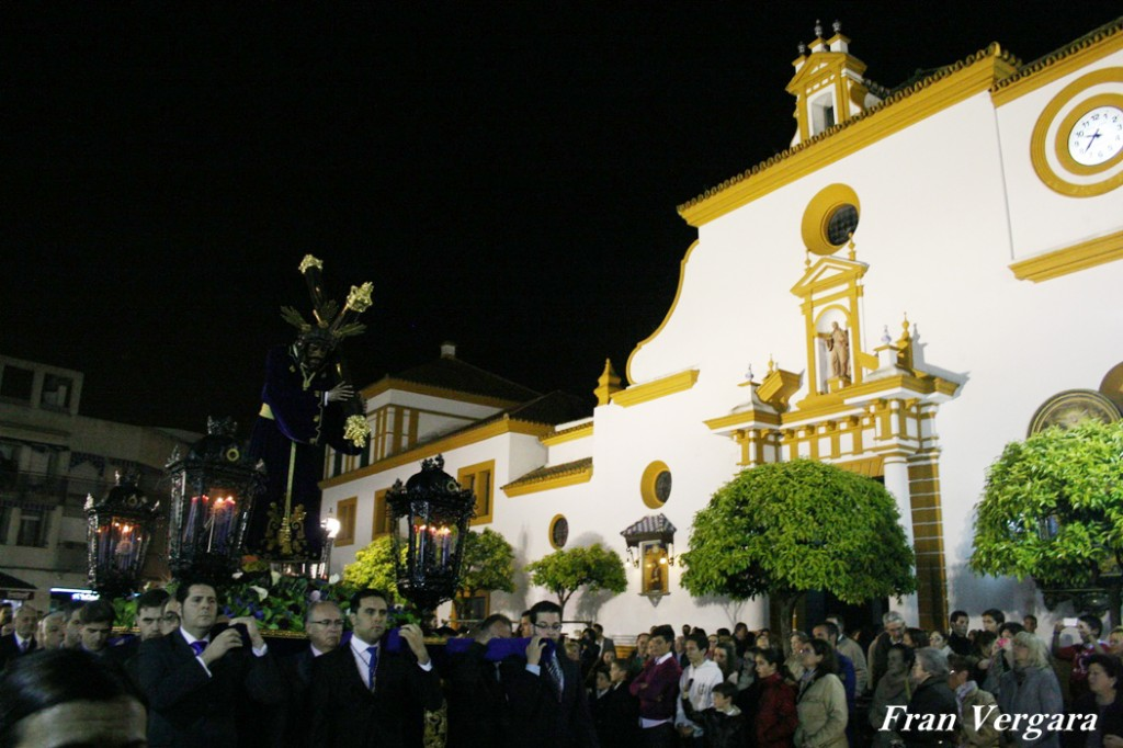 Gran Poder . Traslado de Vuelta / FRAN VERGARA