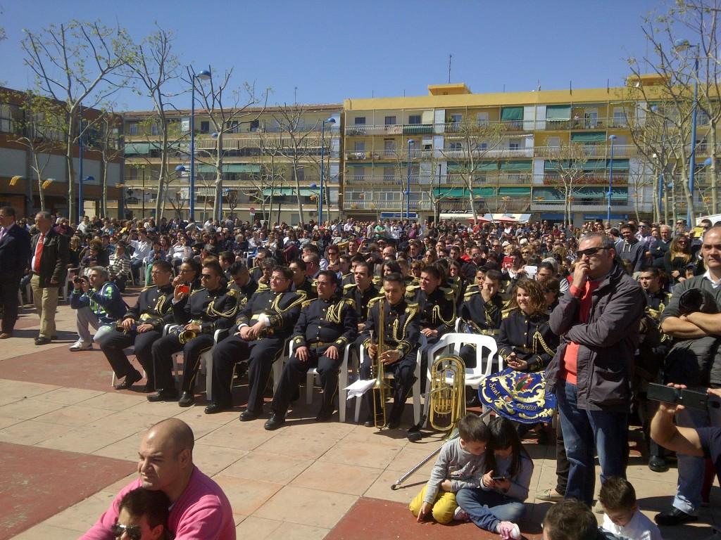 Presentación al Pueblo en Alfafar / V.S./Elperiodic.com