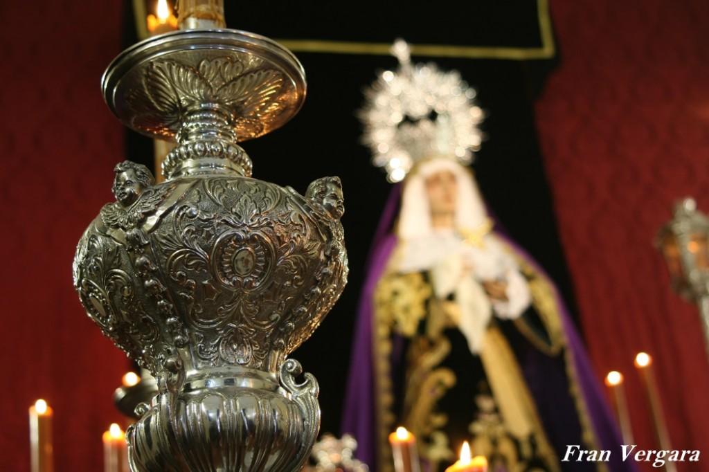 Amargura. Nuestro Padre Jesús Descendido de la Cruz / FRAN VERGARA