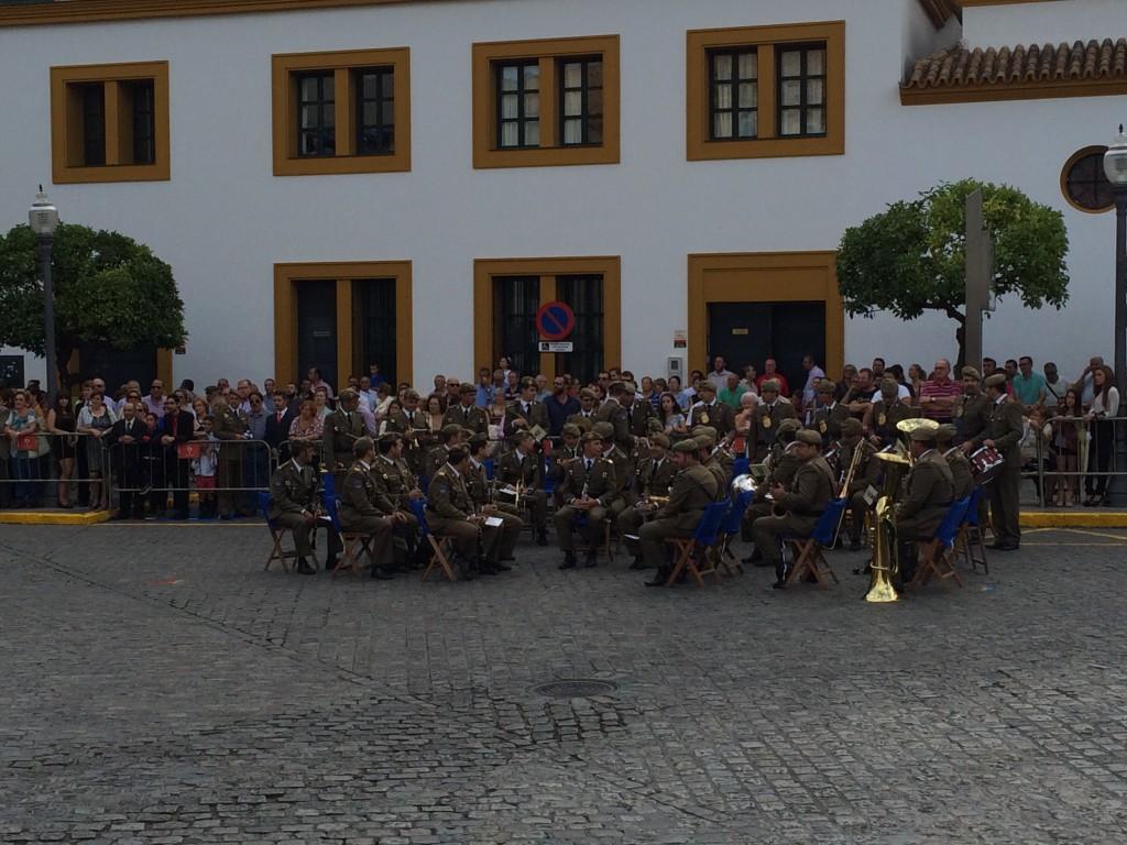 Banda de Música Militar/ Sergio Maya