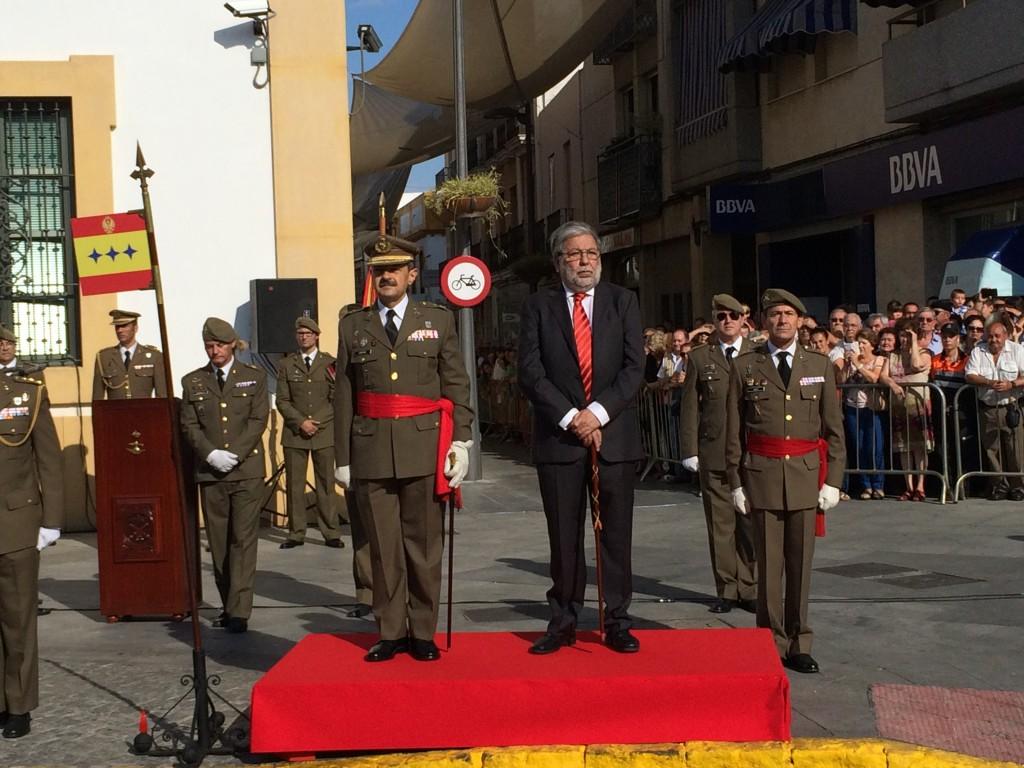 General Campins y Francisco Toscano/ Sergio Maya