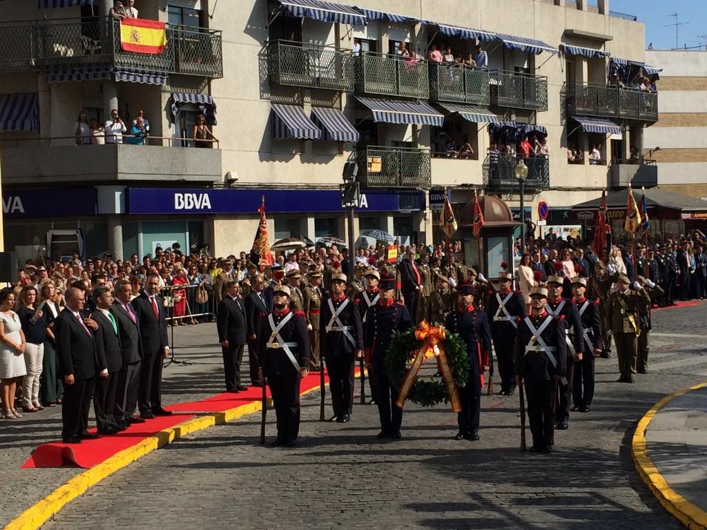 Homenaje a los Caídos/ Sergio Maya